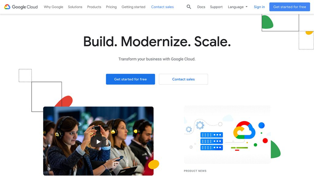 wp-tutorial-1-1-gcp-homepage