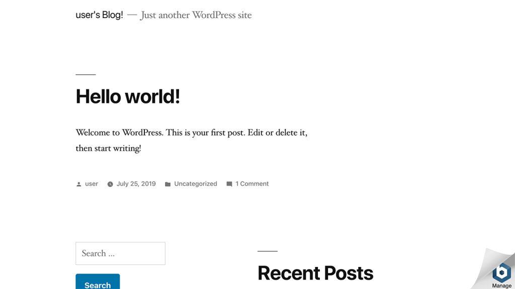 wp-tutorial-1-20-wp-hello-world
