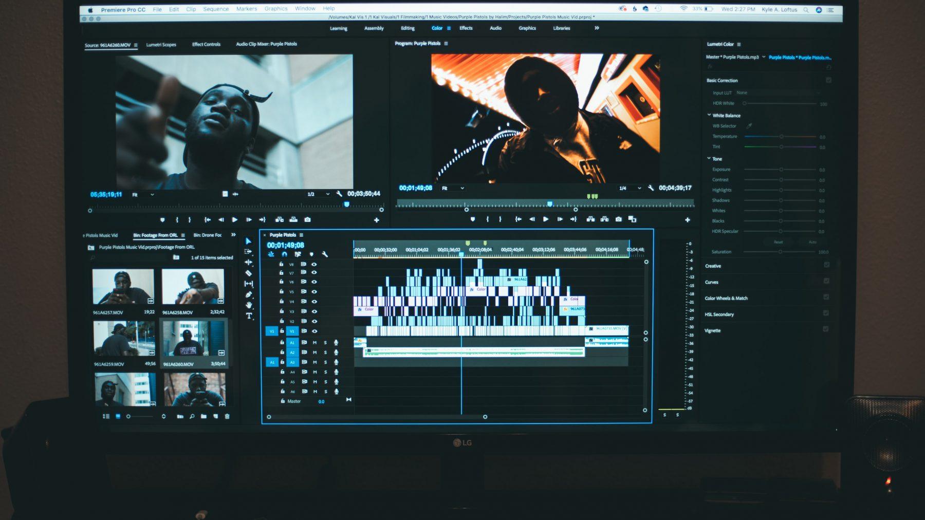 影音剪輯 / 使用 ffmpeg 分割影片 (指定開始及結束時間或固定時間長度分割)